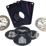 A Selection of Rosco Gobo's and Gobo Holders