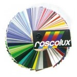 Rosco Gel Swatch Book